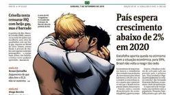 Ces Avengers qui s'embrassent dans une BD sont au cœur d'une polémique au