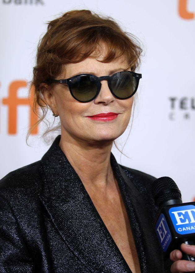 Susan Sarandon s'en prend aux Oscars pendant le