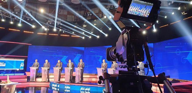 Photo du débat