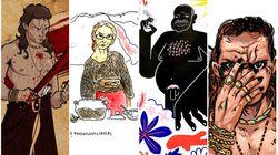 24 ilustrações PERFEITAS que vão te deixar com vontade de ver (ou rever)