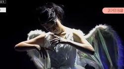 핑클의 20년 전 첫 콘서트 영상이