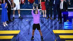 Nadal remporte son 4e US Open au terme d'un match