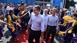 Ο Μητσοτάκης στην ΔΕΘ: Πρωθυπουργός με στυλ