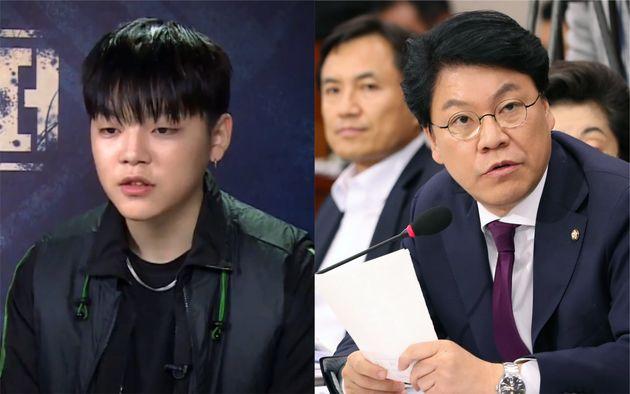장용준, 장제원 자유한국당