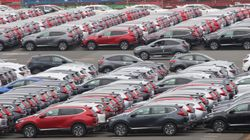 India's Monthly Car Sales See Worst-Ever Drop Since