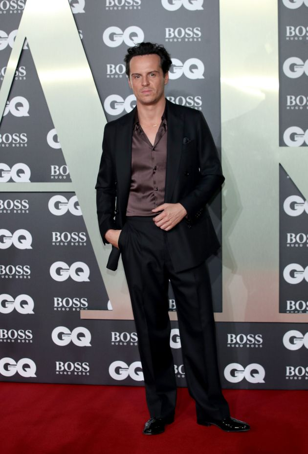 Andrew Scott at the GQ Men Of The Year