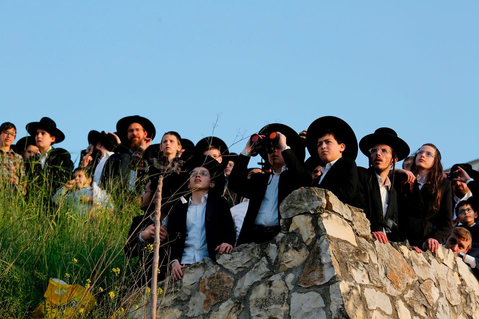 Υπερορθόξοι Εβραίοι...