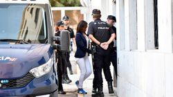 Así ha sido la llegada de Ana Julia Quezada a la Audiencia de Almería para ser juzgada por
