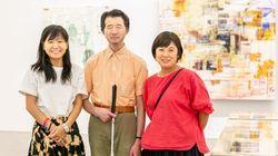 全盲の白鳥さんと一緒に美術館賞をしてみたら、たくさんの会話が生まれました