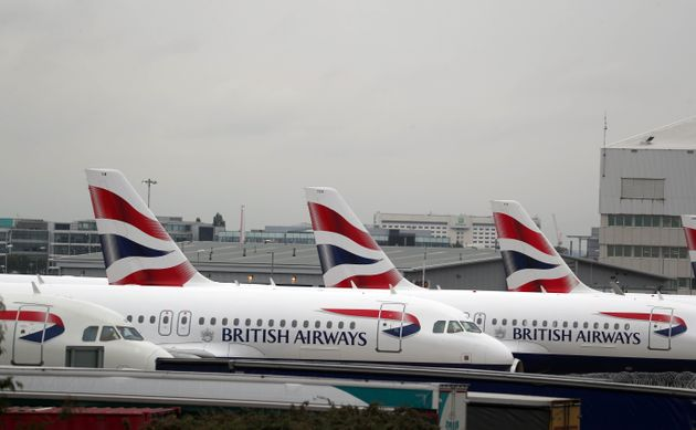 The airline has already been forced to cancel 1,700 flights from a strike earlier this