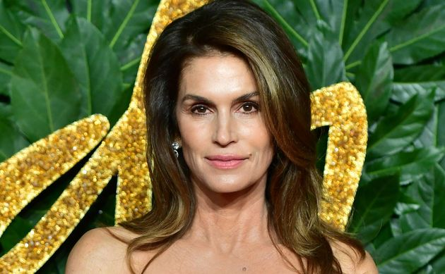 La modelo Cindy Crawford, en The Fashion Awards 2018 en