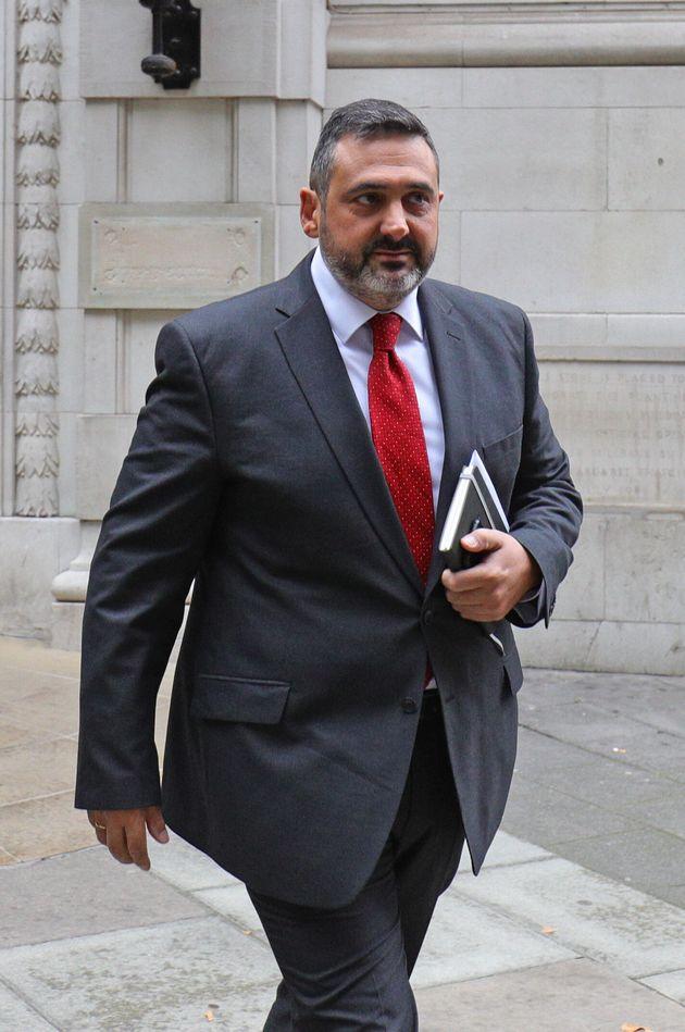 Chief Executive of British Airways, Alex