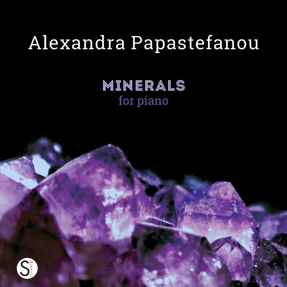 Minerals νέο άλμπουμ της Αλεξάνδρας