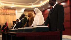 Soudan: le premier gouvernement de transition prête