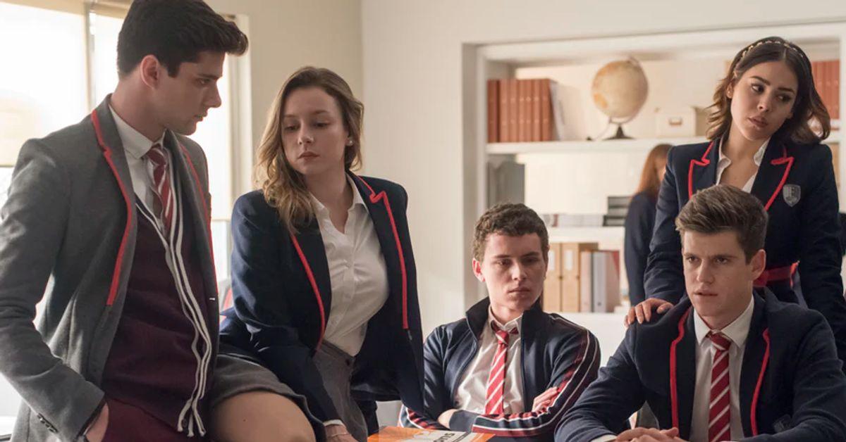 El fallo de 'Élite' en su segunda temporada que ha pasado desapercibido