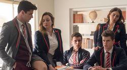 El fallo de 'Élite' en su segunda temporada que ha pasado