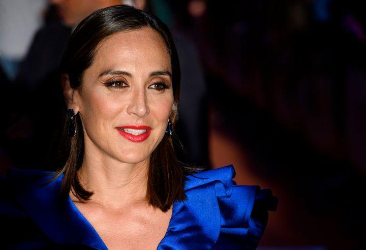 Tamara Falcó, en el FesTVal 2019.