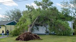 Maritimers May Not Get Power For Days After Hurricane