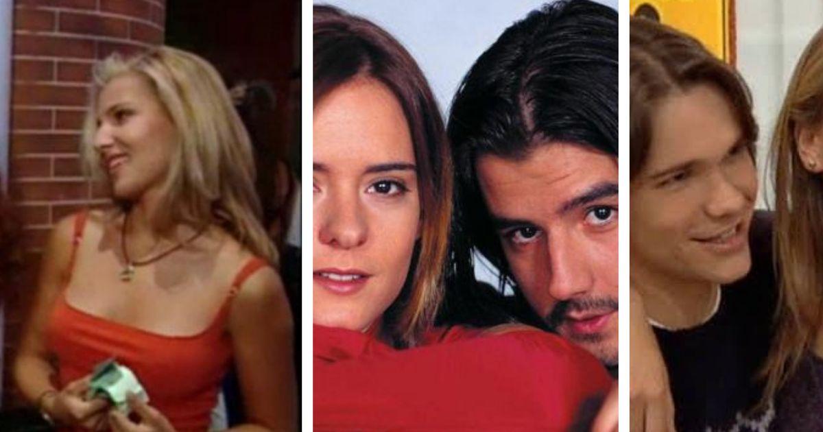 Los protagonistas de todas las series de los 90, juntos en un vídeo que nunca vio la luz