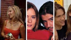 Los protagonistas de todas las series de los 90, juntos en un vídeo que nunca vio la