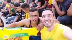 Hakim Aissi, détenu pour port du drapeau amazigh, acquitté par le tribunal de