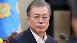 문대통령, 조국 임명과 철회 '두 가지 발표문'