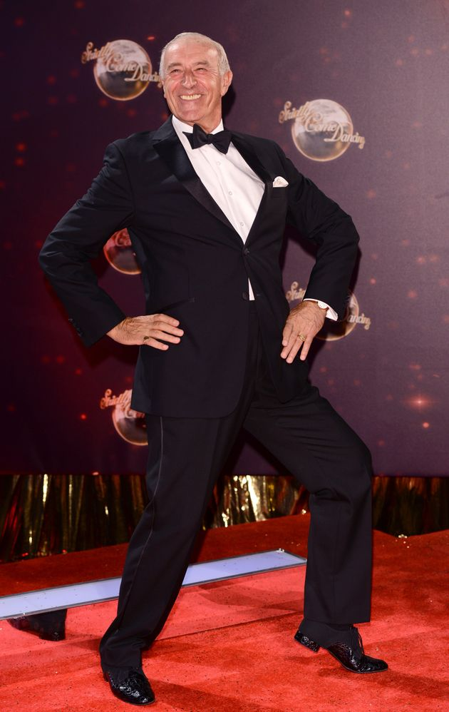 Len Goodman Says Hes An Old Traditionalist As He Weighs In On Strictly Same-Sex Couples Debate