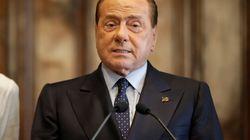 L'incubo di Silvio Berlusconi.