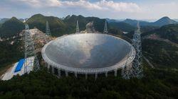 Μηνύματα από εξωγήινους; Κινέζικο τηλεσκόπιο έλαβε μυστηριώδες ραδιοσήμα από το