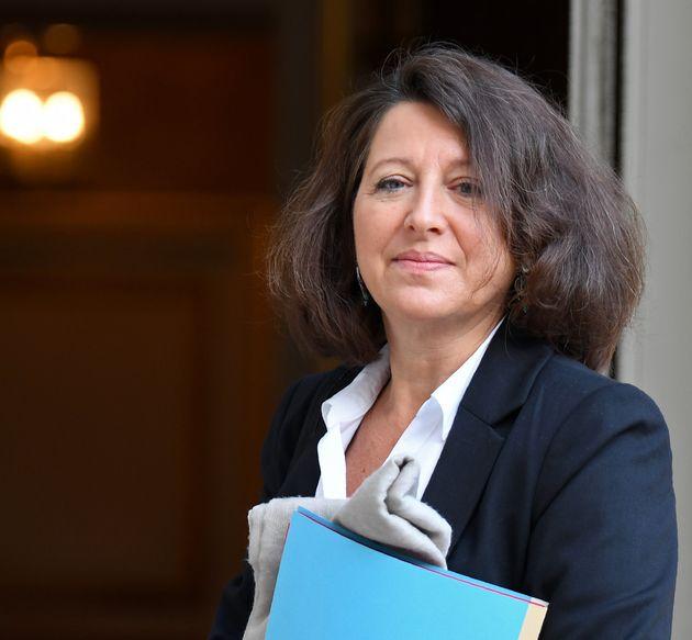 Agnès Buzyn, ministre de la Santé et des Solidarités, le 6 septembre à