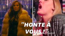 Jennifer Lopez prise à partie par des anti-fourrures sur un tapis