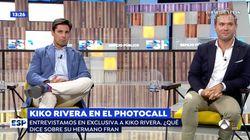 El corte de Fran Rivera a un periodista de 'Espejo Público':