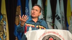 Assembly Of First Nations Says Climate Change Is Top Election