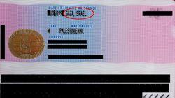 Gaza placé en Israël sur des titres de séjour délivrés à des