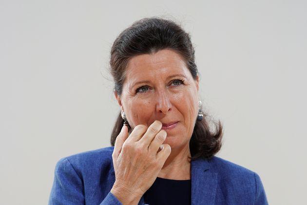 Agnès Buzyn lors du Congrès du Medef à Paris le 29