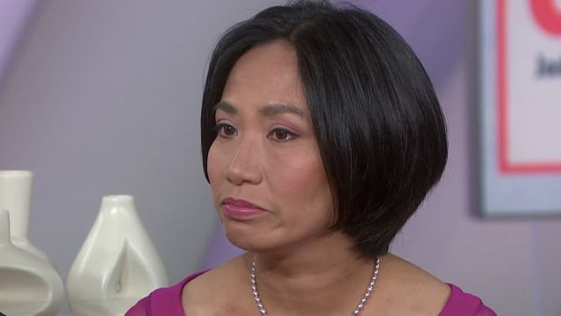New Weinstein accuser Rowena Chiu speaks out on the TODAY Show.