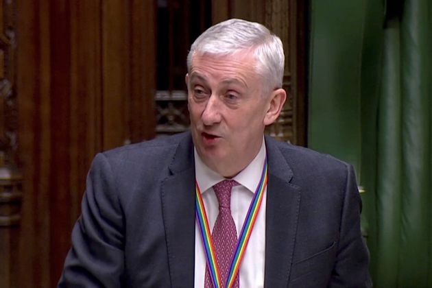 Deputy Commons speaker Lindsay Hoyle has said he plans to run for the