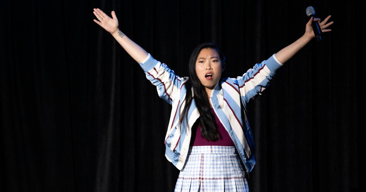 Awkwafina's Comedy Central Show Gets A Premiere Date