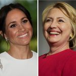 Hillary Clinton Hints At Racism In Media Mistreatment Of Meghan