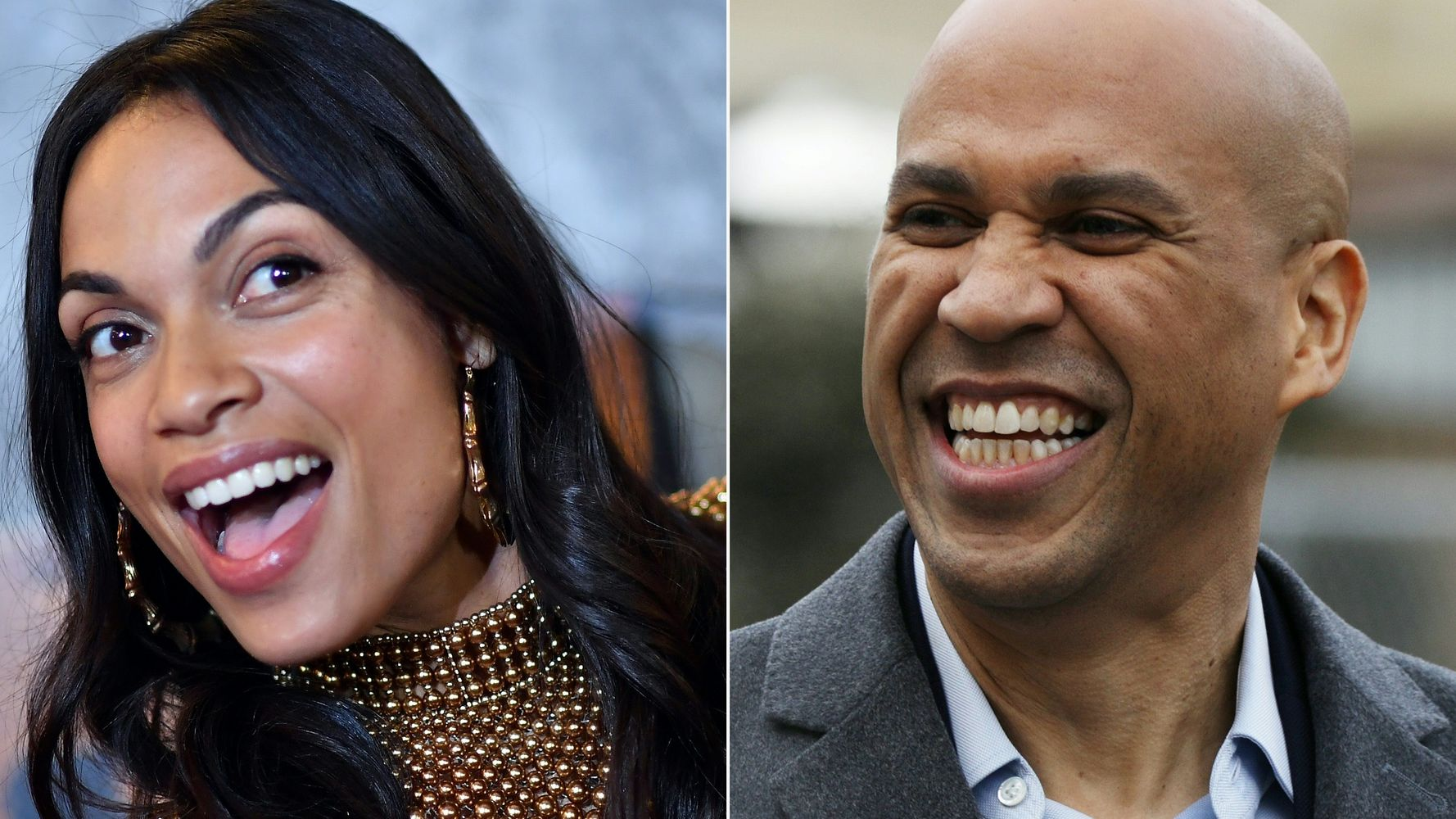 Westlake Legal Group 5d768c933b00002b88d0c3aa Rosario Dawson Says 'Of Course' She Endorses Cory Booker