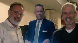 Tom Hanks Shows Up At Toronto Cafe That Wooed Ryan Gosling Last