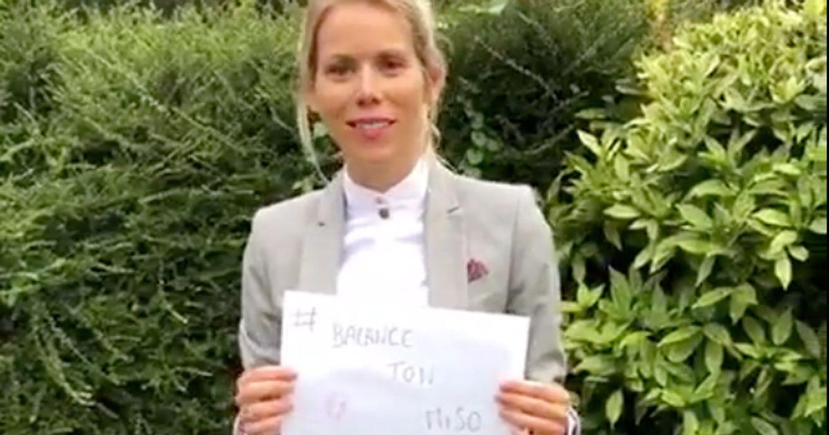 Sem citar Bolsonaro, filha de Brigitte Macron cria campanha contra misoginia na política