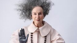 Margaret Atwood's High-Fashion Photoshoot Is