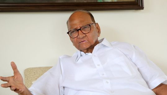 Sharad Pawar On Raj Thackeray, Rumours Of A Family Rift And Why He Lost His Cool At A Press