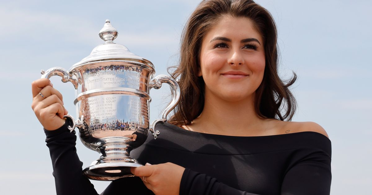 Bianca Andreescu Is Getting Some Wild Gifts After U.S. Open Win