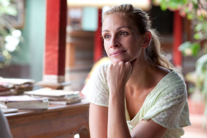"Julia Roberts in ""Eat Pray Love."""