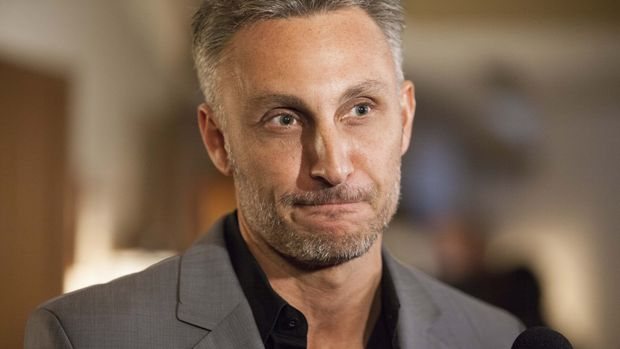 ASHEVILLE, NC - NOVEMBER 07:  William Graham Tullian Tchividjian attends the Billy Graham birthday party on November 7, 2013 in Asheville, United States.  (Photo by Alicia Funderburk/Getty Images)