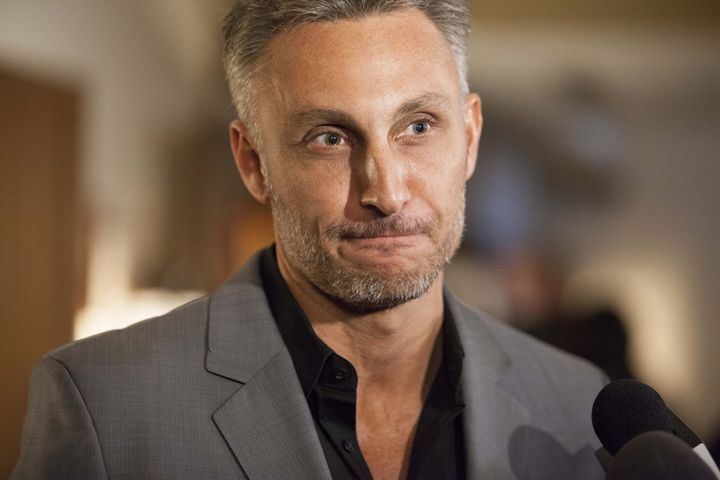 Tullian Tchividjian is a grandson of the late evangelist Billy Graham.