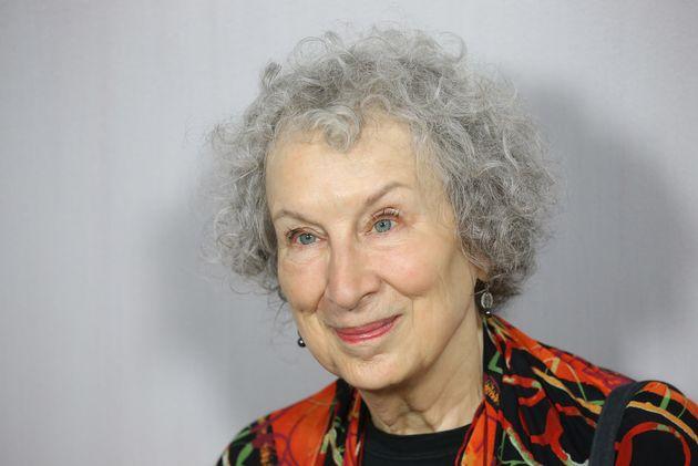Margaret Atwood, autora de