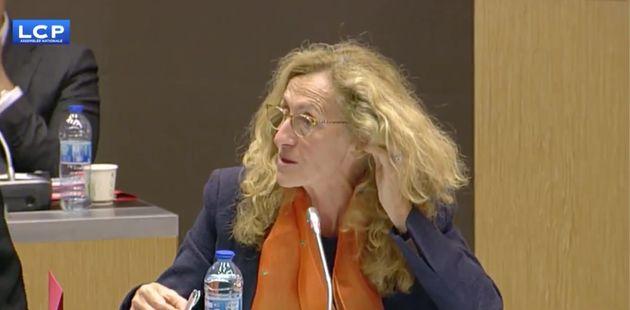 Nicole Belloubet assure que la PMA ne sera pas mentionnée sur l'acte de naissance lors des auditions...